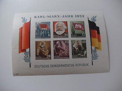 Ddr 1949-1990 Deutschland Ddr Block Blöcke 7 Bis 101 In Allen Erhaltungen **/sst/o Hier 1949-1960 Feine Verarbeitung
