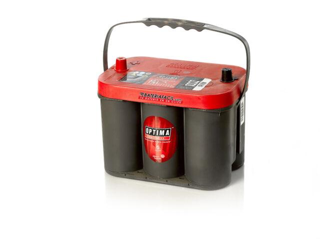 Batería Optima RTC 4.2. 50Ah 815A. 254x175x200