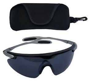 SPORTSPEX-Mens-XL-Sports-Glasses-Charcoal-Smoke-Polycarb-Lens-Plastic-Frame