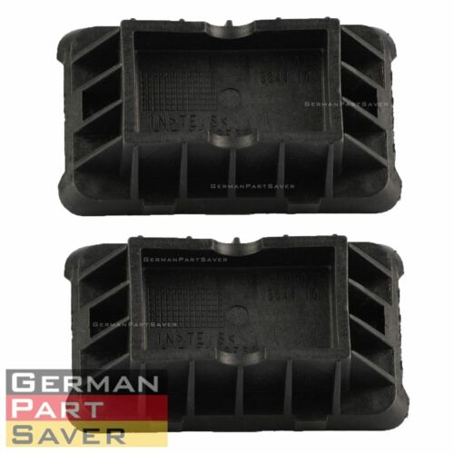 2PCS Under Car Jack Support Pad Fits BMW E60 E61 F25 F26 X3 X4 525i 51717065919