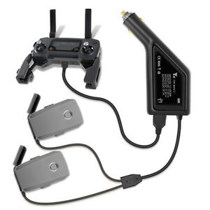 Car-Charger-3-2-In-1-Charger-Remote-Battery-Control-For-DJI-Mavic-2-Pro-Zoom