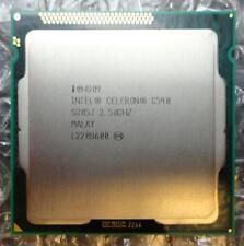 Procesador Intel Celeron de SR05J G540 2.50GHz/2M/Zócalo 1155 Dual Core CPU Procesador