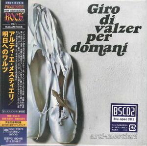 Arti-amp-MESTIERI-Giro-di-Valzer-Per-Domani-Japan-Mini-LP-BLU-SPEC-cd2-Ltd-ED-e51