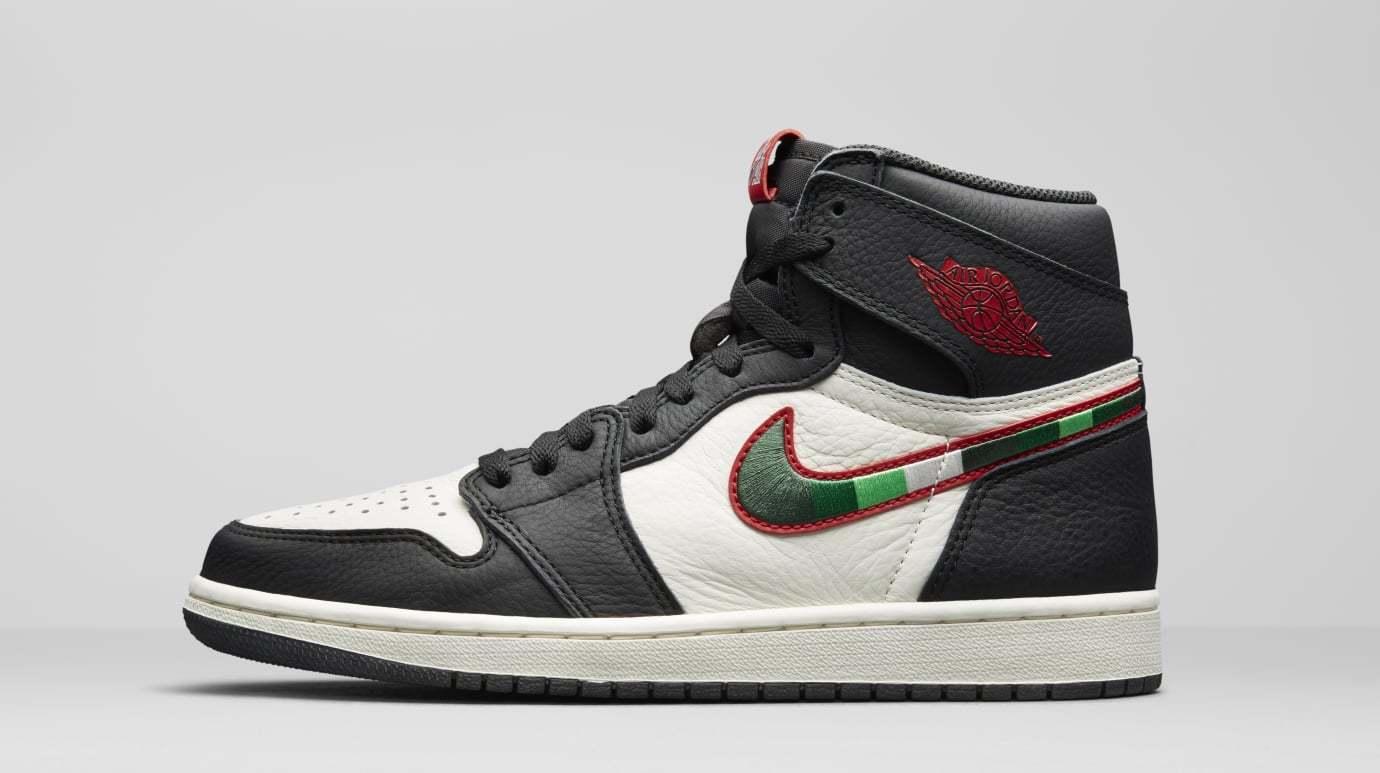 (555088-015) Air Jordan 1 Retro High OG  Sports Illustrated  NEW