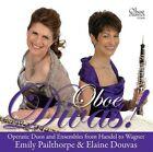 Pailthorpe Emily Elaine Douvas Oboe Divas CD