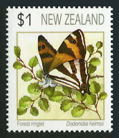 New Zealand 1075, MI 1208, MNH. Butterflies. Forest ringlet, 1991