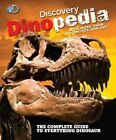 Discovery Dinopedia: The Complete Guide to Everything Dinosaur by Time Inc Home Entertaiment (Paperback / softback, 2014)