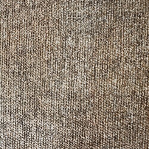 Wallpaper rustic brown faux vintage rusted sackcloth textile Textured Plain roll