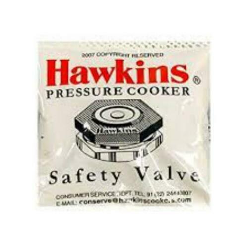 Hawkins Pressure Cooker Spare Parts Gasket Vent Safety Valve Select Pack