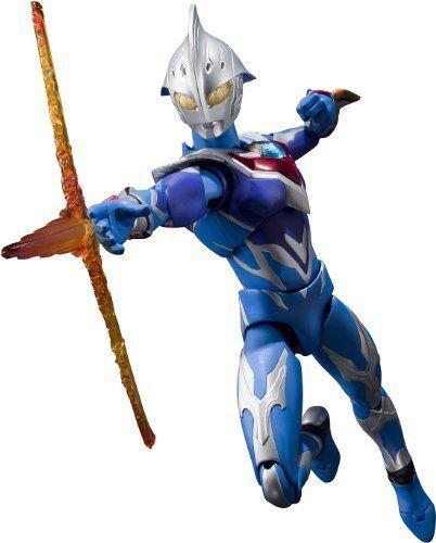 Kb10 ULTRA-ACT ULTRAMAN NEXUS JUNIS Blau Action Figure BANDAI TAMASHII NATIONS