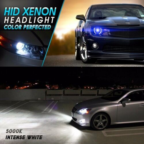 Replacement Fog Lights HID xenon Kit H1 5202 H10 H11 9005 9006 880 881 9145 H16