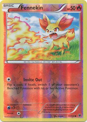 Wigglytuff 66//124 Fates Collide Reverse Holo Mint Pokemon Card