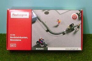 AUHAGEN-HO-scale-039-KERBS-AND-GUTTERS-039-plastic-model-kitset-42656