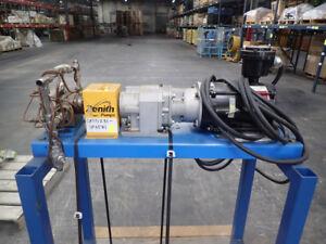 Used-Zenith-Gear-Pump-61-21000-0262-0-CA771231