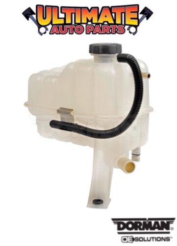 Radiator Coolant Overflow Reservoir Bottle Tank Jug w//Cap for 00-06 Chevy Tahoe