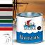 Halvar-PU-Bootslack-Bootsfarbe-Yachtlack-Metall-GFK-Holz-FARBAUSWAHL-Klarlack Indexbild 2