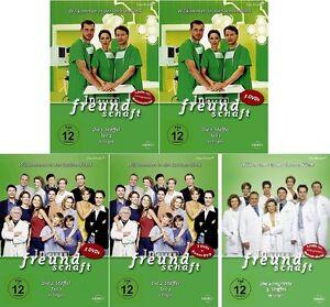 24 DVDs * IN ALLER FREUNDSCHAFT - STAFFEL 1 - 3 (1.1-2.2 + 3) IM SET # NEU OVP /