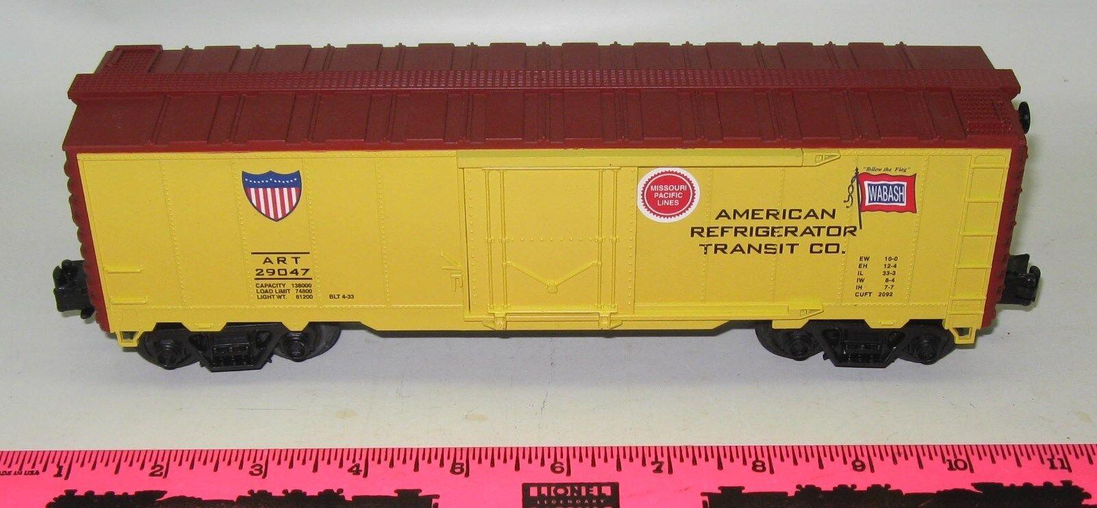 IDM 29047 American Refrigerator transit co boxcar