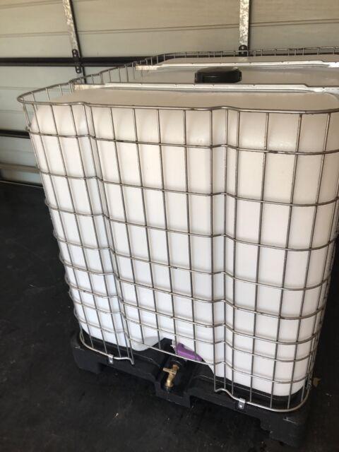 Ibc water tank 1000lt