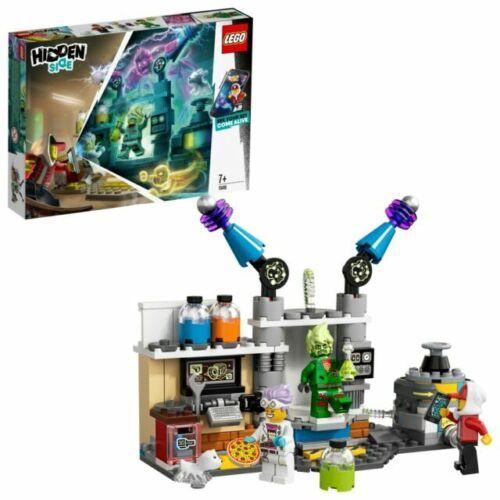 réalité augmentée Lego 70418 Hidden Side J.B AR jeux App /'s Ghost Lab Set