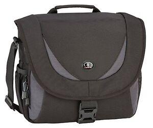 Tamrac-Zuma-3-Camera-Lens-DSLR-Shoulder-Bag-Black-amp-Grey-5723-UK-Stock-BNIP