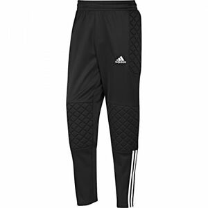 1f4d458da49 Adidas Unisex Tierro Goalkeeper Pant Long Black Bottoms (506186 ...