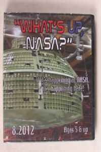 DVD  Documentary  What039s Up NASA  82012  92012  10 2012  3 DVD Set - North Hills, California, United States - DVD  Documentary  What039s Up NASA  82012  92012  10 2012  3 DVD Set - North Hills, California, United States