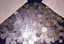 1/2 oz Of 90% Junk Silver lot U.S. Coins -Half Dollars -Dimes -Quarters W/ Dates