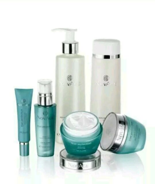 NovAge True Perfection Skin Care SET (recommended for 20+) Oriflame, RRP£105 New