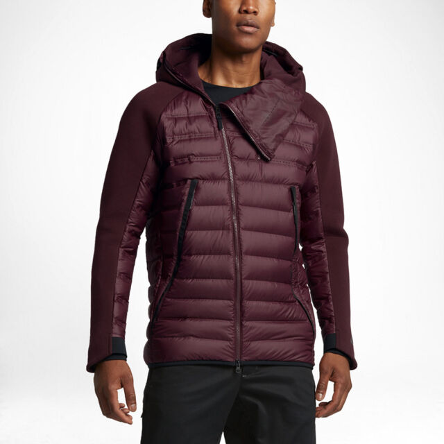 85c0d5f4c560 Frequently bought together. Nike Sportswear Tech Fleece AeroLoft Men s 2XL  Down Jacket Maroon Red ...