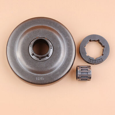 "325/""Clutch Drum Sprocket Rim Bearing Kit For Husqvarna 346XP 350 351 353 345 340"