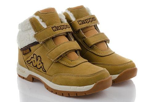 Kappa Bright Mid fur K Bottes Boot des rangers Hiver Chaussures Chaussures Enfants
