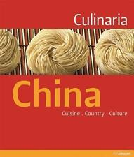 Culinaria China: by Lisa Franz, Kathrin Schlotter - Brand New, Sealed Hardcover