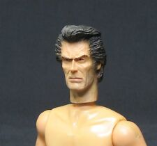 CUSTOM HEAD CLINT EASTWO Esc1/10(175mmBody)  FOR MADELMAN / MEGO