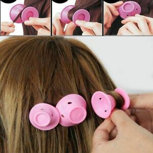 10x-Silicone-Magic-Hair-Curlers-Formers-Styling-Rollers-No-Clip-DIY-Curling-Tool