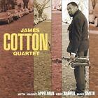 James Cotton Quartet by James Cotton (Harmonica) (CD, Jan-2002, JamCott)