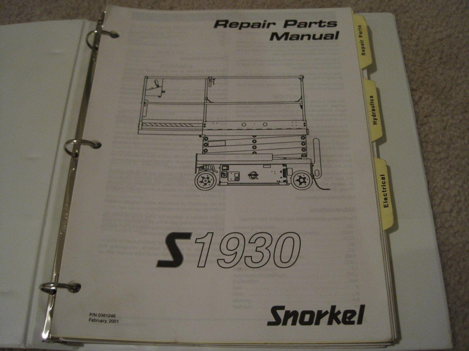 Snorkel Lift Tb42 Wiring Diagram Electrical Diagrams Parts Schematic Diy Enthusiasts U2022 Devilbiss Air Compressor