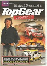 TOP GEAR UNCOVERED THE DVD - RICHARD HAMMOND NEVER SEEN ON TV BEFORE!