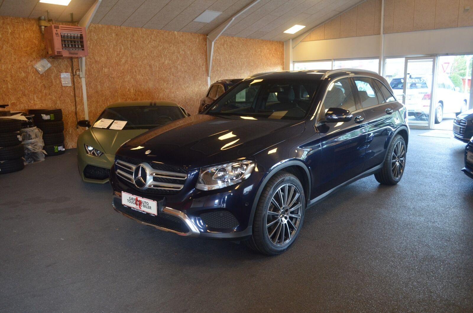 Mercedes GLC250 d 2,2 AMG Line aut. 4Matic 5d - 449.800 kr.