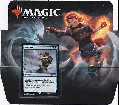 Core Set 2020 pre-order  MTG 1 Tale/'s End  Magic Rare