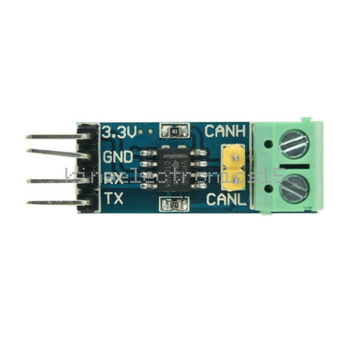 1X SN65HVD230 CAN Board Network Transceiver Evaluation Development Module new