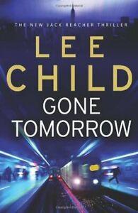 Gone-Tomorrow-Jack-Reacher-13-by-Child-Lee-Hardback-Book-The-Fast-Free