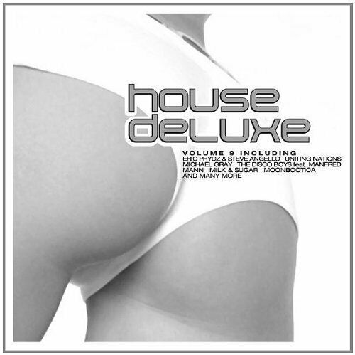 House Deluxe 09 (2005, #zyx/dnt10165) Disco Boys feat. Manfred Mann's E.. [2 CD]