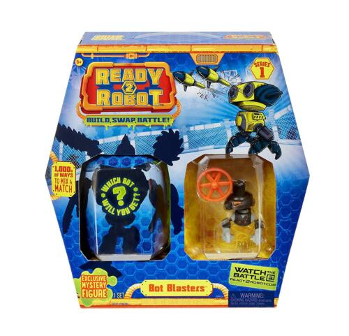 Style 3 Ready 2 robot BOT Blasters pack Brand New.