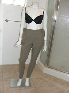 REKUCCI-Tan-Khaki-Stretch-PULL-ON-Stretch-Pants-Size-16