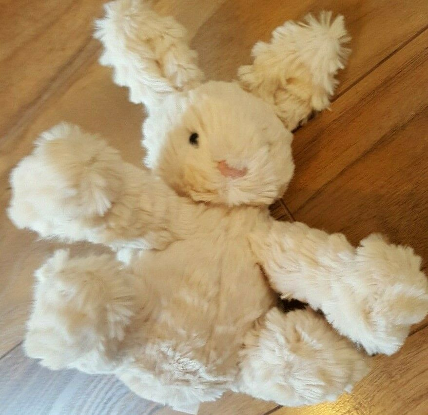 Jellycat small Fuddlewuddle Bunny soft toy Approx 18cm Jelly2275SH