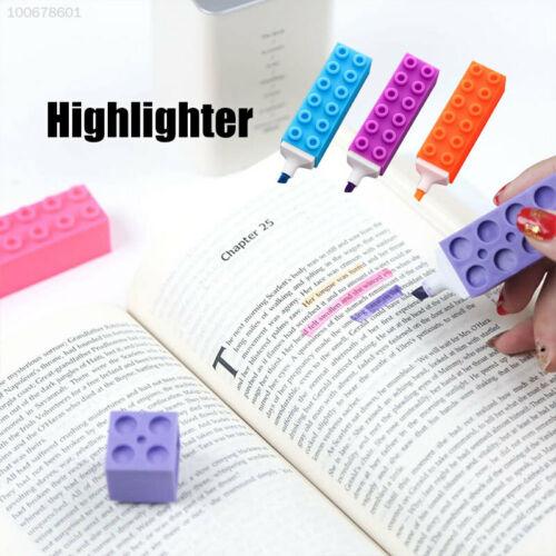 4C0D Glitter Highlighter Makers Highlighters Pen Marker Pen Pastel Graffiti