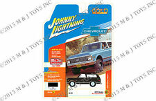 JOHNNY LIGHTNING BLACK 1969 CHEVY BLAZER HOBBY M&J EXCLUSIVE LIMITED PRE-ORDER