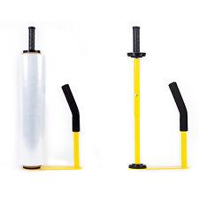 Pallet Stretch Film Packing Machine Shrink Wrap Dispenser Holder Tool Adjustable