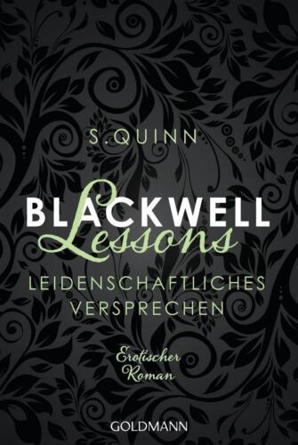 1 von 1 - S. Quinn - Leidenschaftliches Versprechen: Blackwell Lessons Devoted 4 UNGELESEN